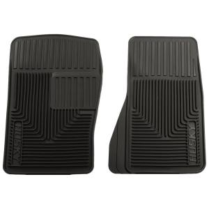 GGBAILEY Ford Fusion Sedan 2 Grommets in Driver 2010 2012 Charcoal Driver /& Passenger Floor Mats 2011