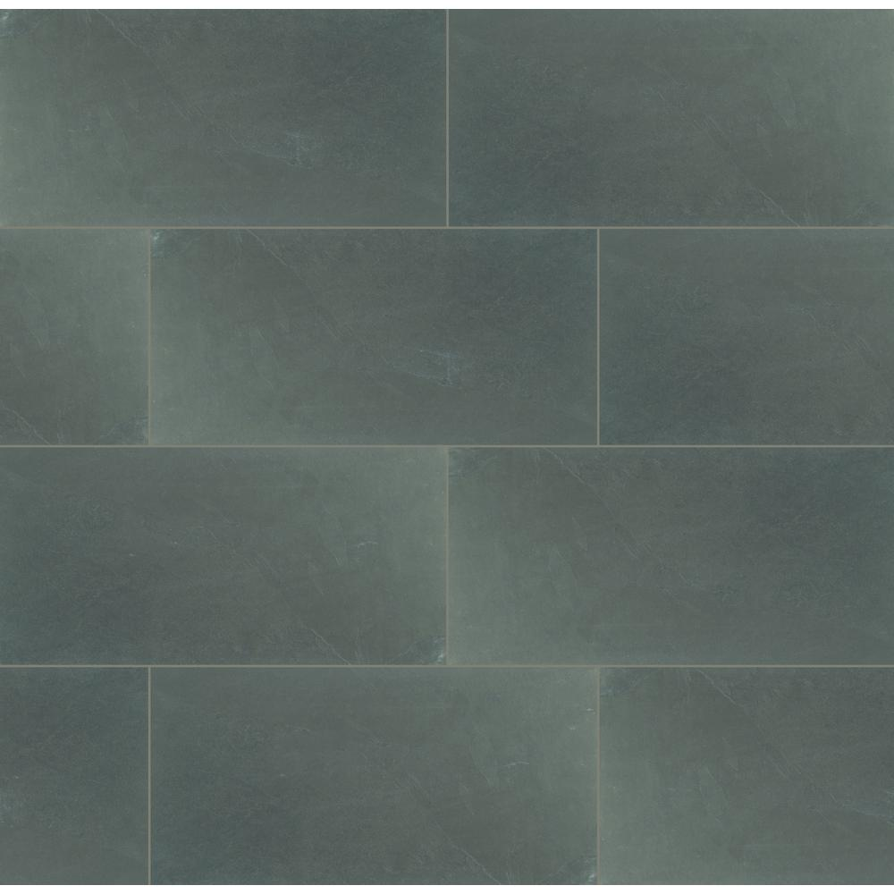 Gauged Slate Floor And Wall Tile