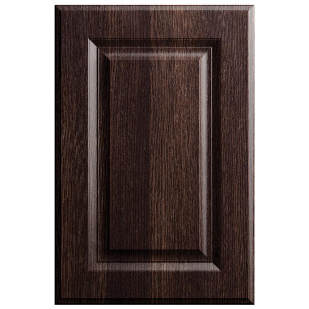 11x15 in. Elgin Cabinet Door Sample in Wenge