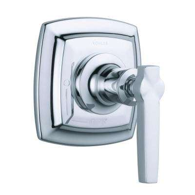 Margaux 1-Handle Volume Control Valve Trim Kit in Polished Chrome (Valve Not Included)