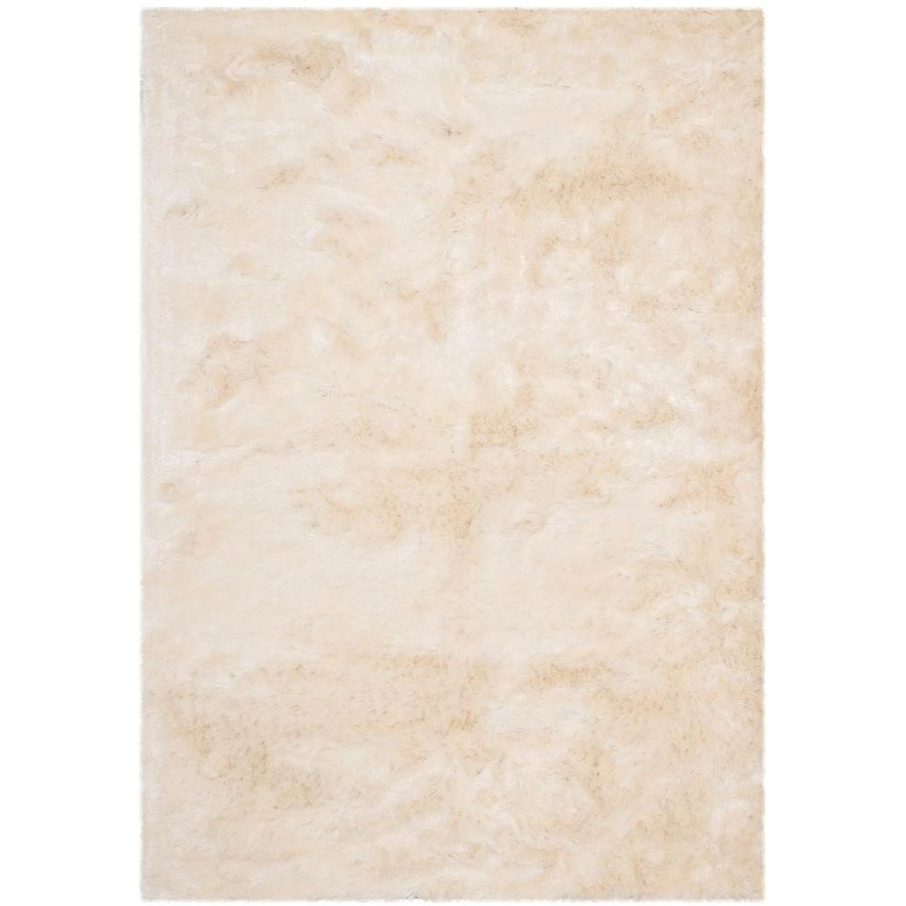 Safavieh Paris Shag Sable 8 Ft X 10 Ft Area Rug Sg511
