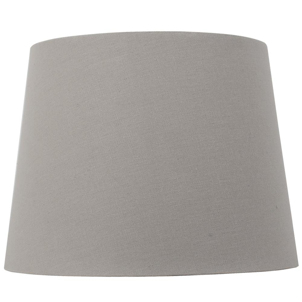 Hampton Bay Mix And Match 10 In. Dia X 7.5 In. H Gray Round