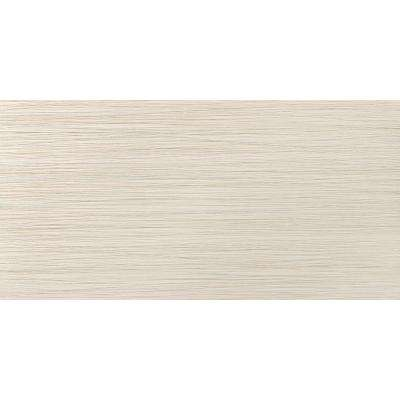 Strands 24 in. x 12 in. Oyster Porcelain Floor and Wall Tile (15.52 sq. ft. / case)