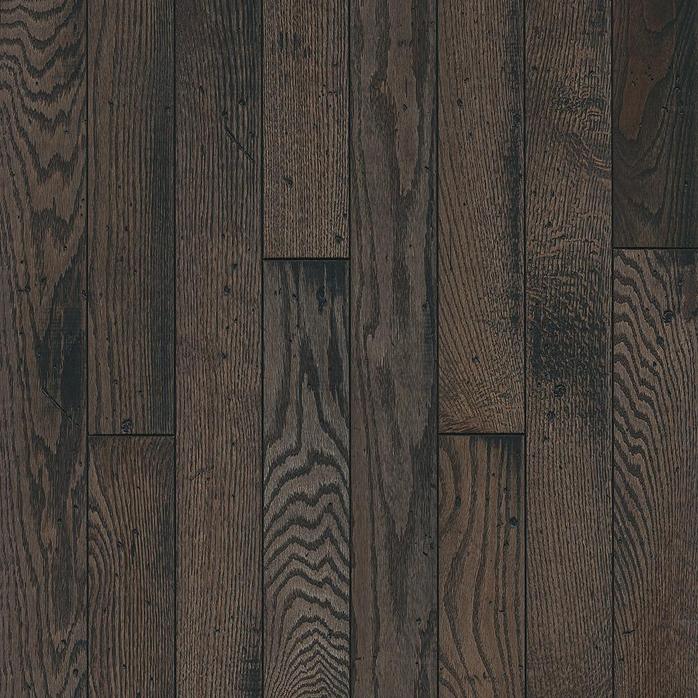 Oak Rustic Tone Gray Solid