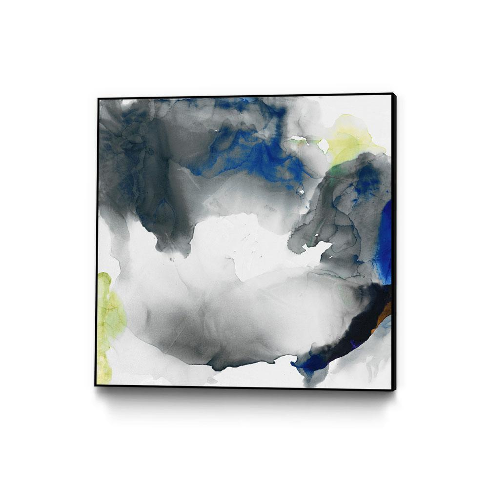 Unbranded 20 In X 20 In Ephemeral Ii By Sisa Jasper Framed Wall Art Wag121466 2020cf The Home Depot