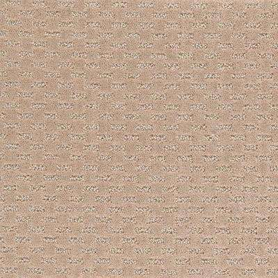 Quiet Reflection - Color Potters Dust Pattern 12 ft. Carpet