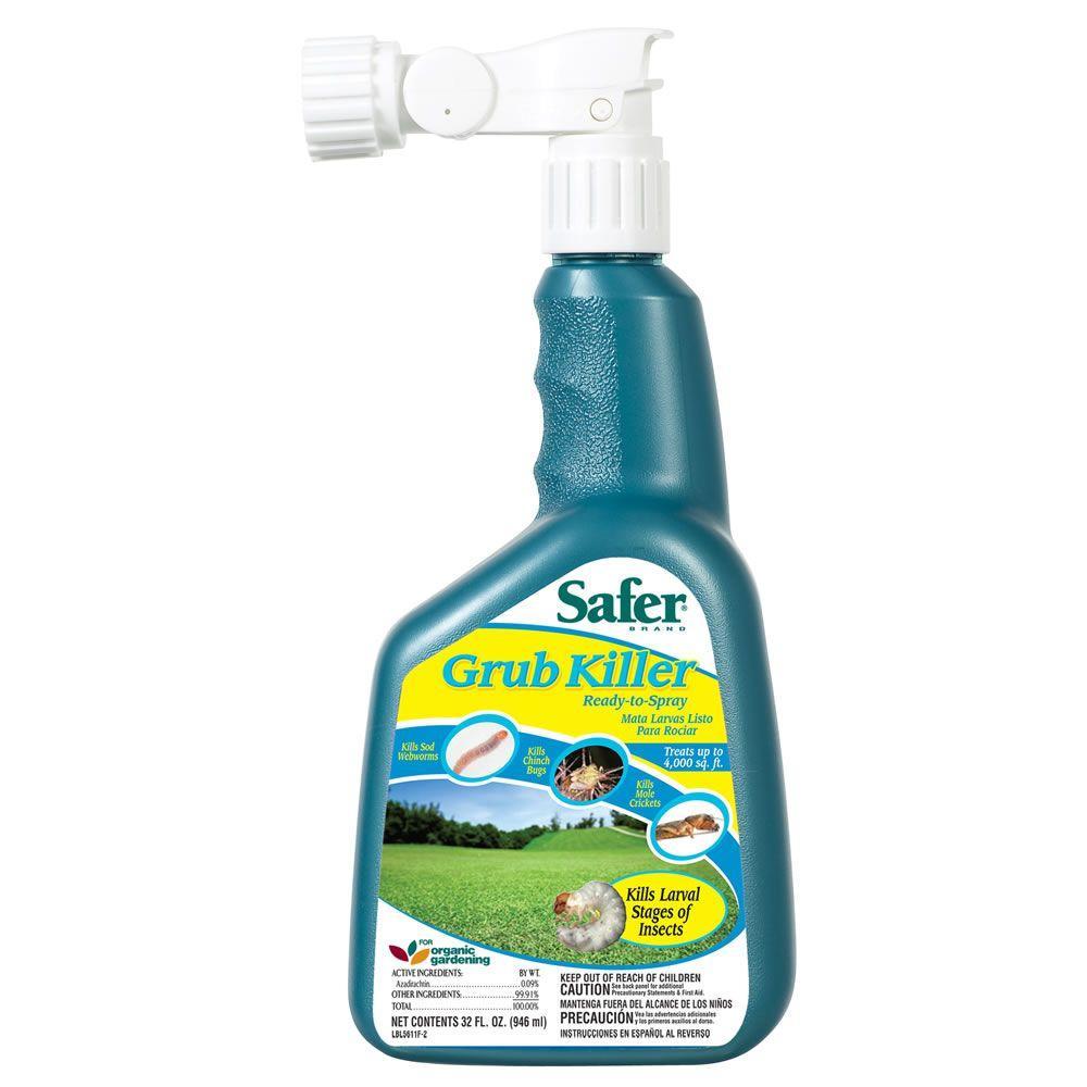 Safer Brand Grub Killer Ready-to-Use Spray