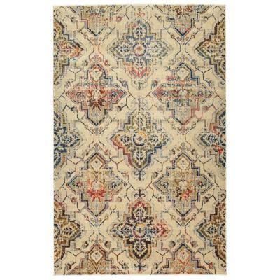 Tiziano Linen 9 ft. x 13 ft. Area Rug