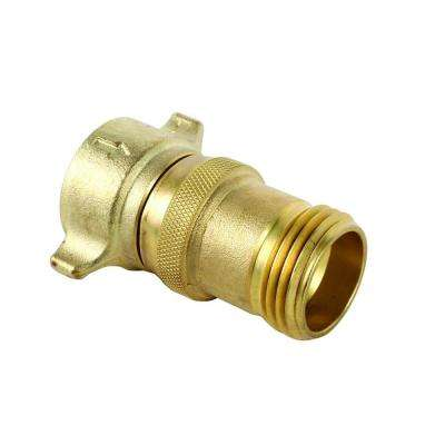 Brass Water Pressure Regulator