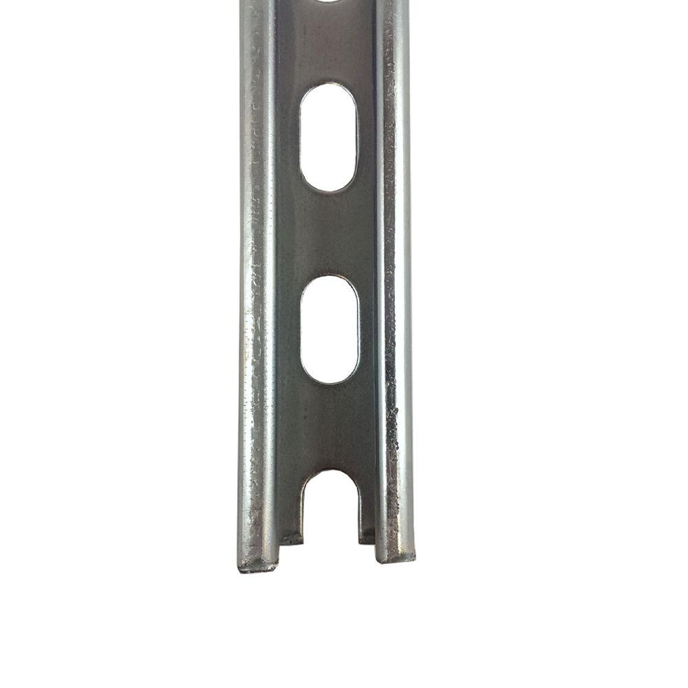 VPC 1-5/8 in  x 16 in  Galvanized Strut Channel