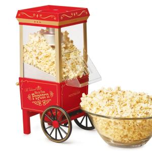 Click here to buy Nostalgia Vintage Hot Air Popcorn Maker by Nostalgia.
