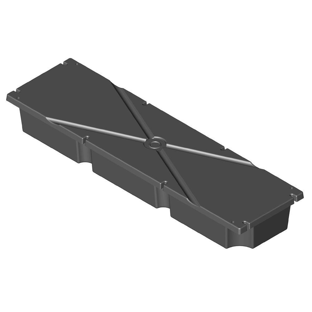 PermaFloat 20 in. x 96 in. x 10 in. Dock System Float Drum
