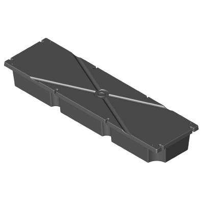 20 in. x 96 in. x 10 in. Dock System Float Drum