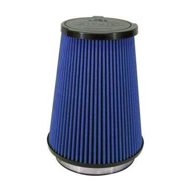 10-14 Ford Mustang Shelby 5.4L Supercharged Direct Replacement Filter - Dry / Blue Media