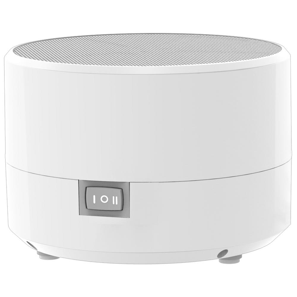 Big Red Rooster White Noise Sound Machine, White