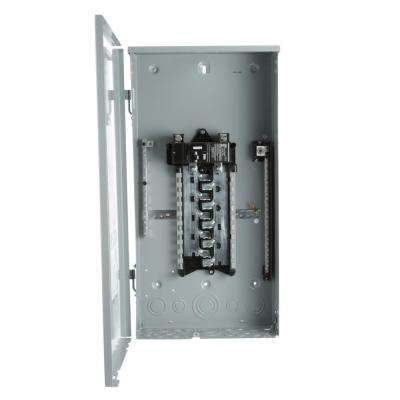 200 Amp 20-Space 40-Circuit Outdoor Main Breaker Load Center