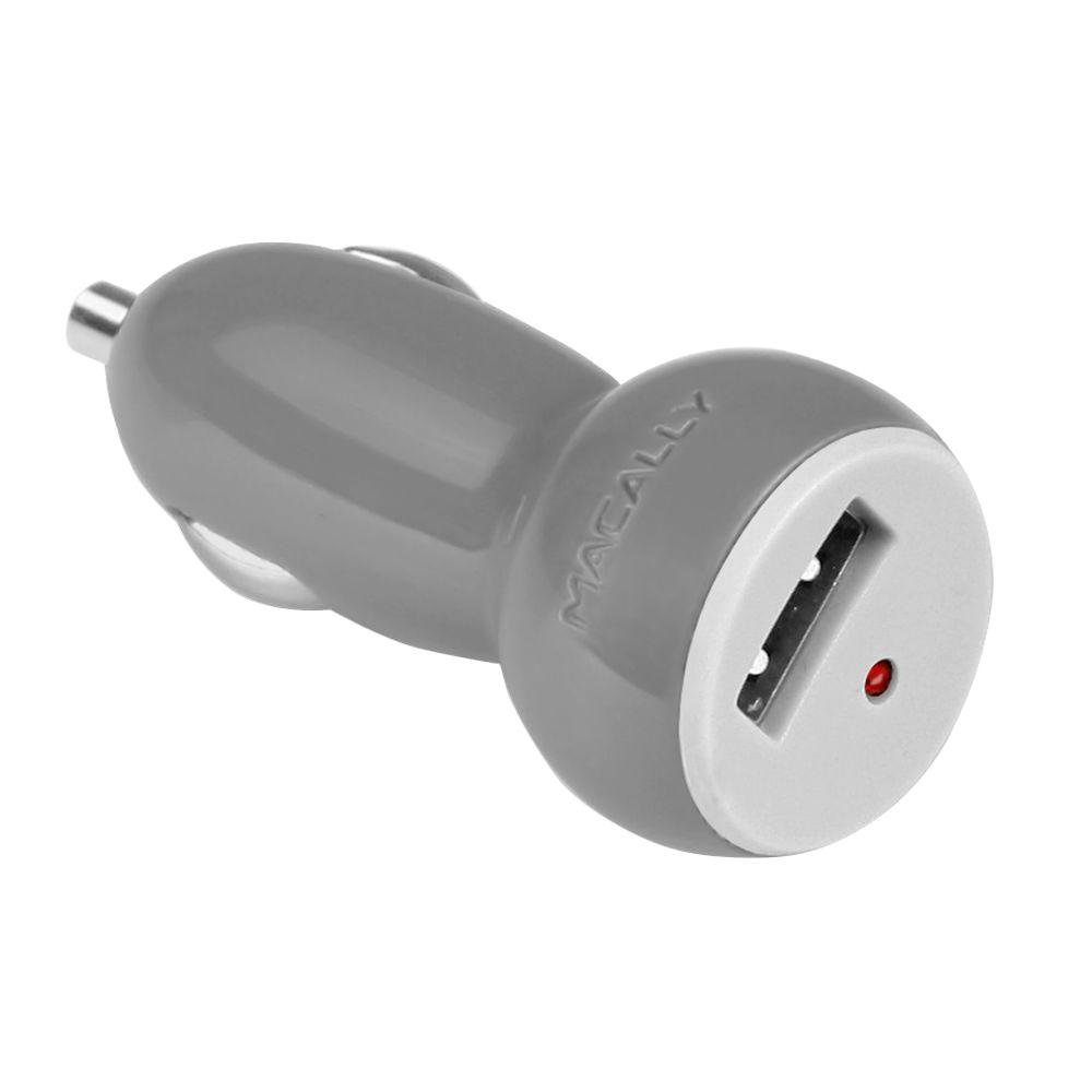 Macally 10-Watt USB Car Charger Designed for iPad, iPhone and iPod