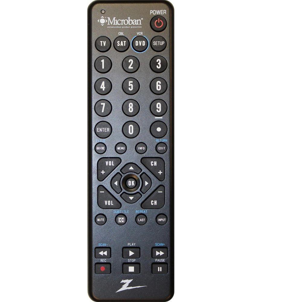 3-Device Remote Control - Microban
