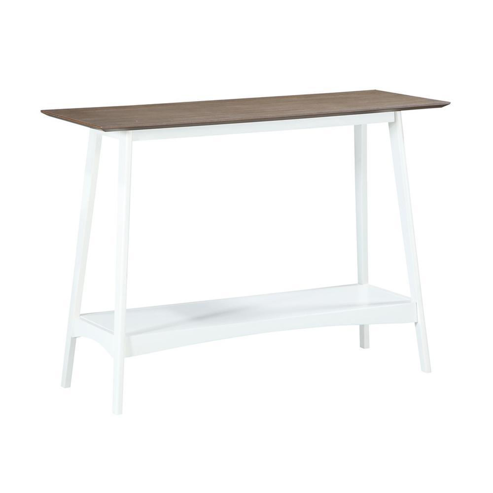 Convenience Concepts Alpine Black Coffee Table V2-127