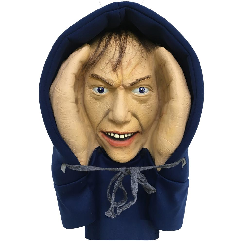null 11.80 in. Scary Peeper Creeper