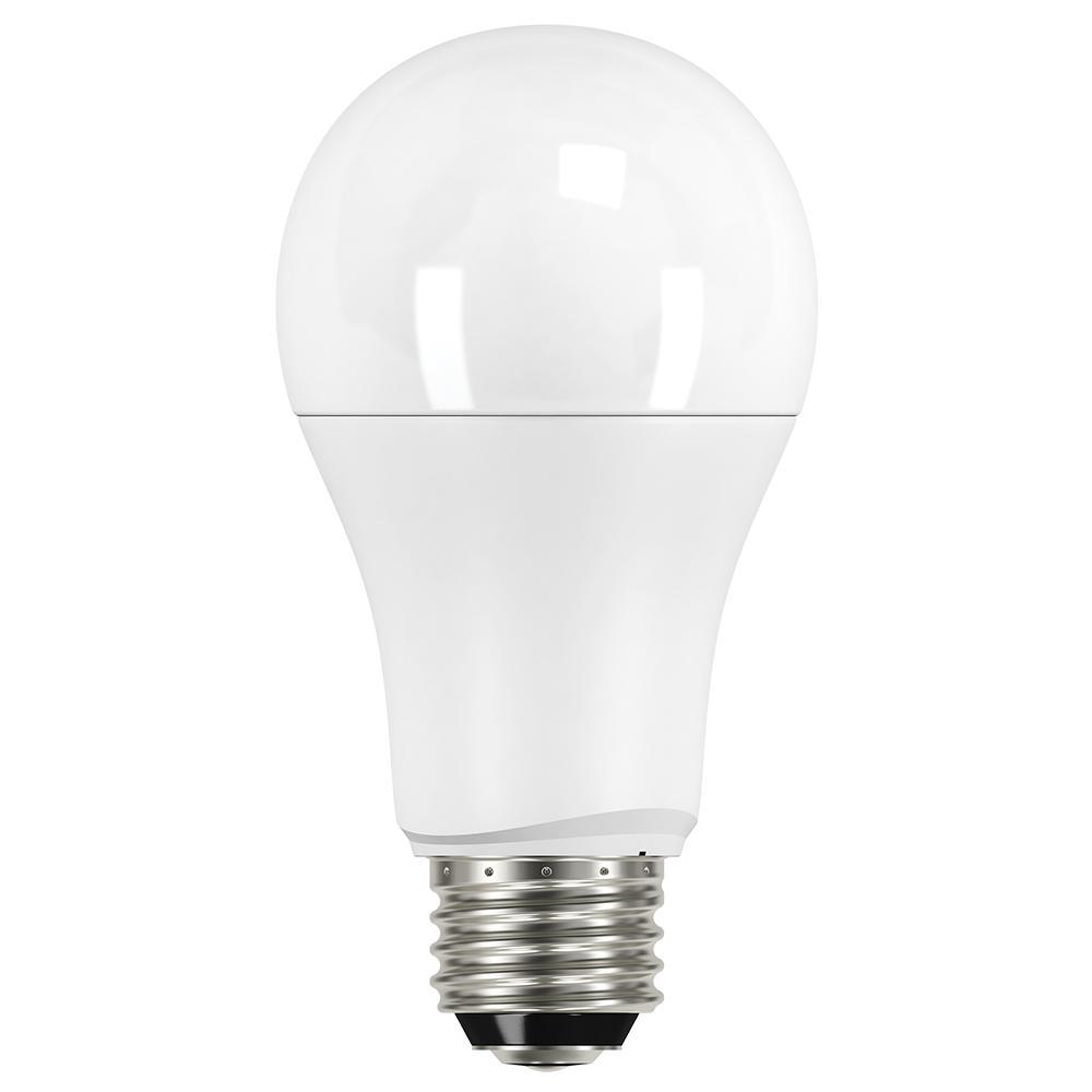 Halco Lighting Technologies 100 60 40 Watt Equivalent 5 9 14 Watt A19 3way Dimmable Led Warm White 2700k Light Bulb 83090