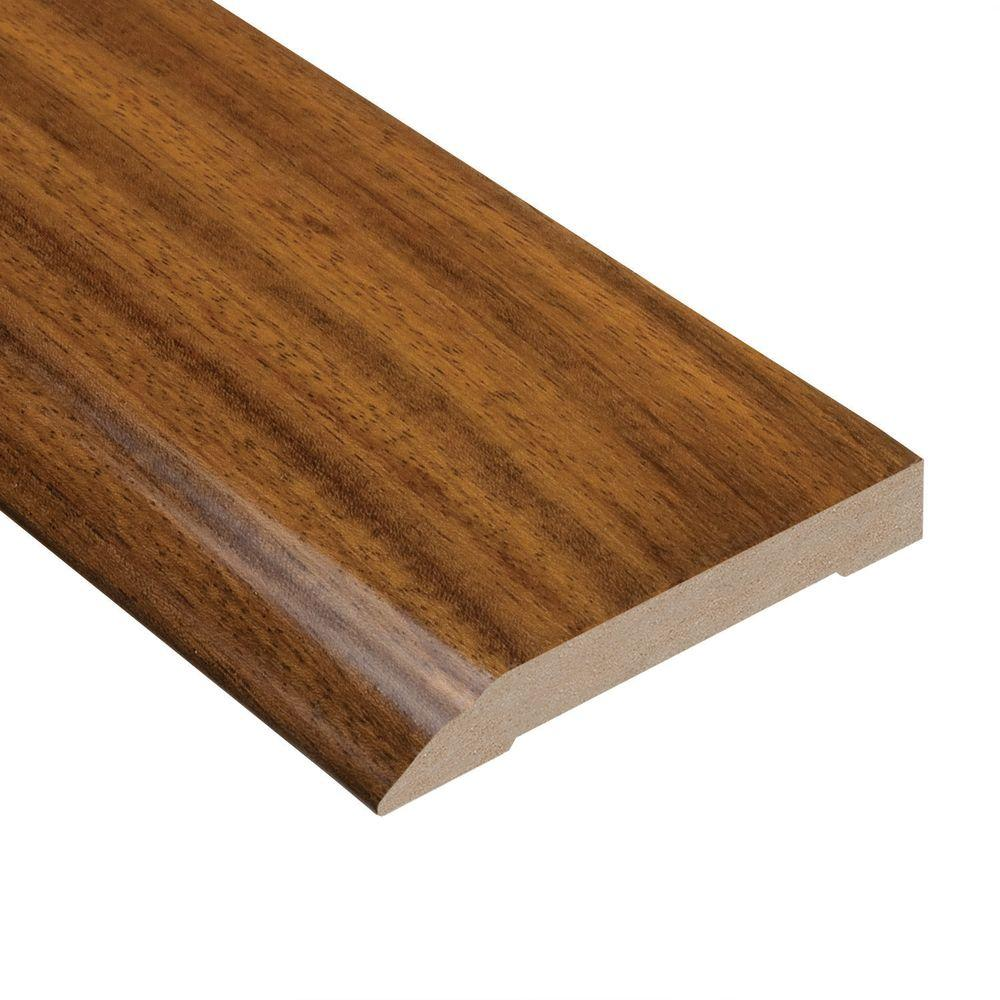Home Legend Brazilian Chestnut 1/2 in. Thick x 3-1/2 in. Wide x 94 in. Length Hardwood Wall Base Molding