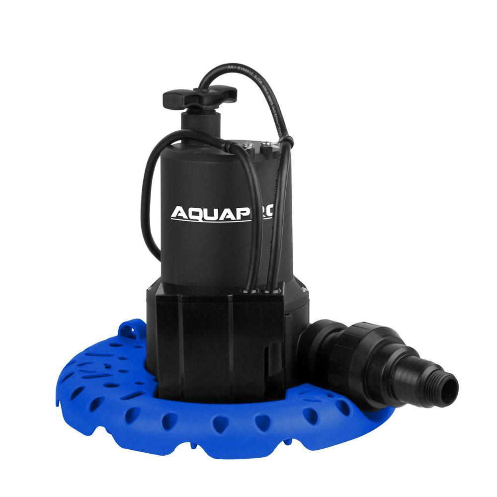 1/4 HP Pool Cover Pump