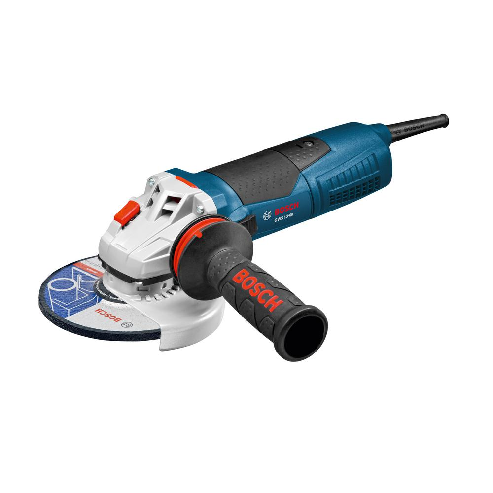 13 Amp Corded 6 in. Angle Grinder