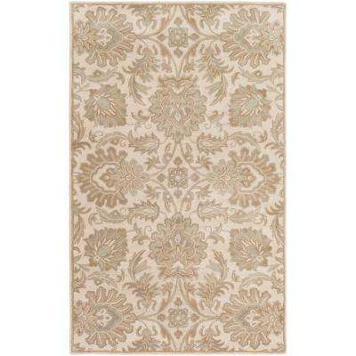 Vitrolles Beige 2 ft. x 3 ft. Indoor Area Rug