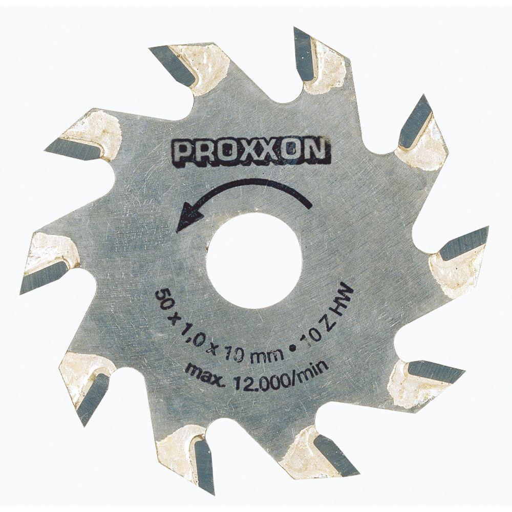 Proxxon 10 Teeth Tungsten Tipped Saw Blade for KS 115 by Proxxon