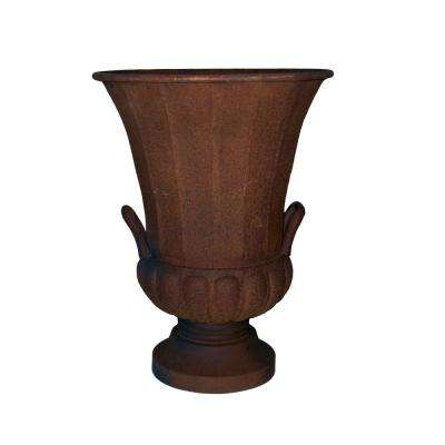 Rustic Urn with Handles