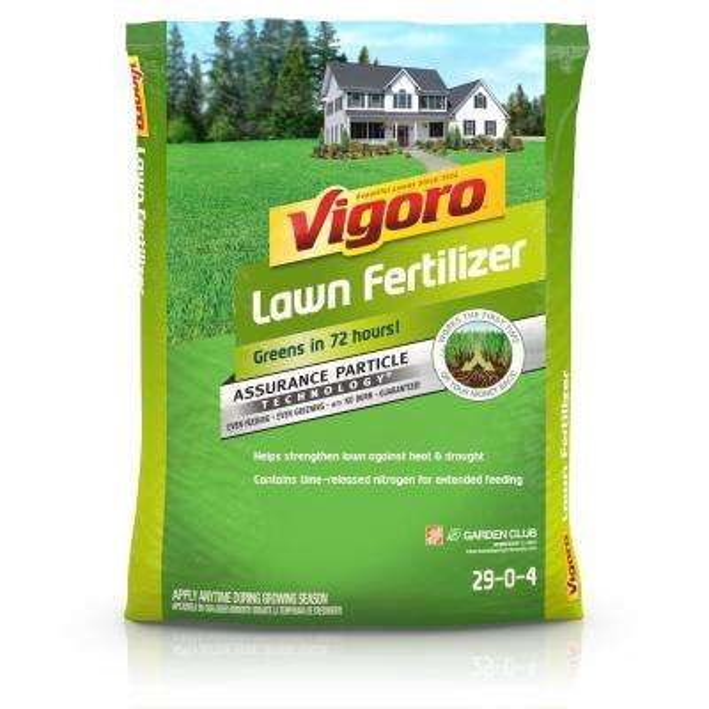 15,000 sq. ft. Lawn Fertilizer