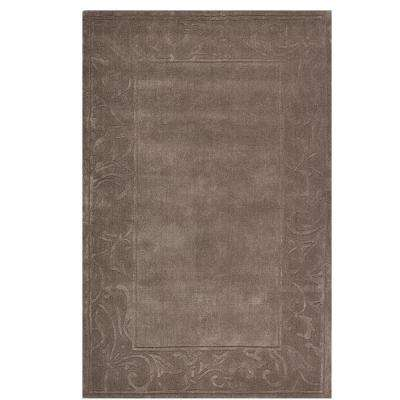 Cyrus Grey 5 ft. 3 in. x 8 ft. 3 in. Area Rug
