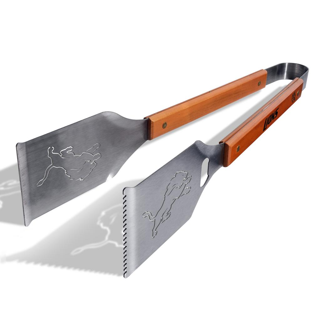 YouTheFan NFL Detroit Lions Grill-A-Tong