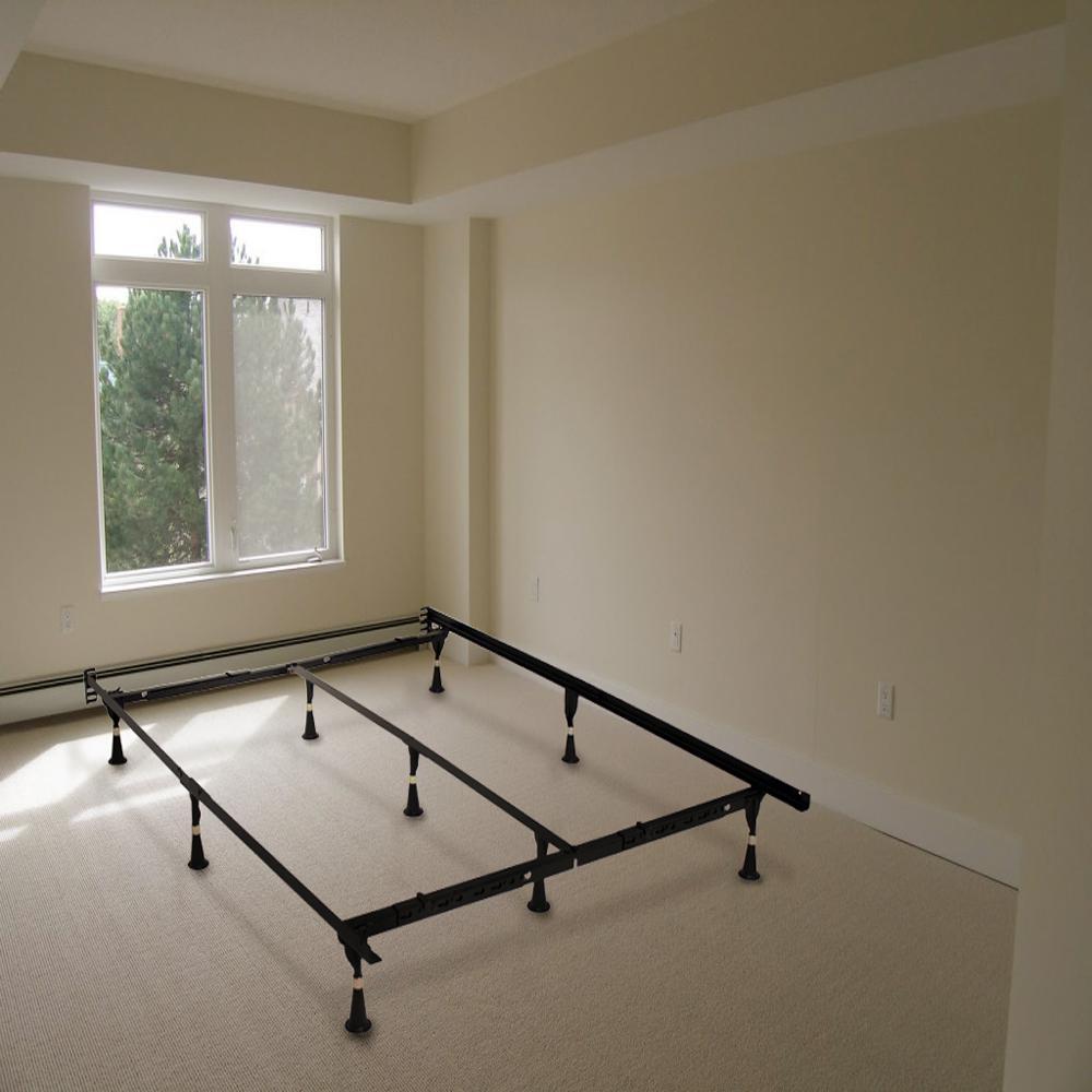 Beautyrest Adjustable Metal Bed Frame Bea 7079bsg The Home