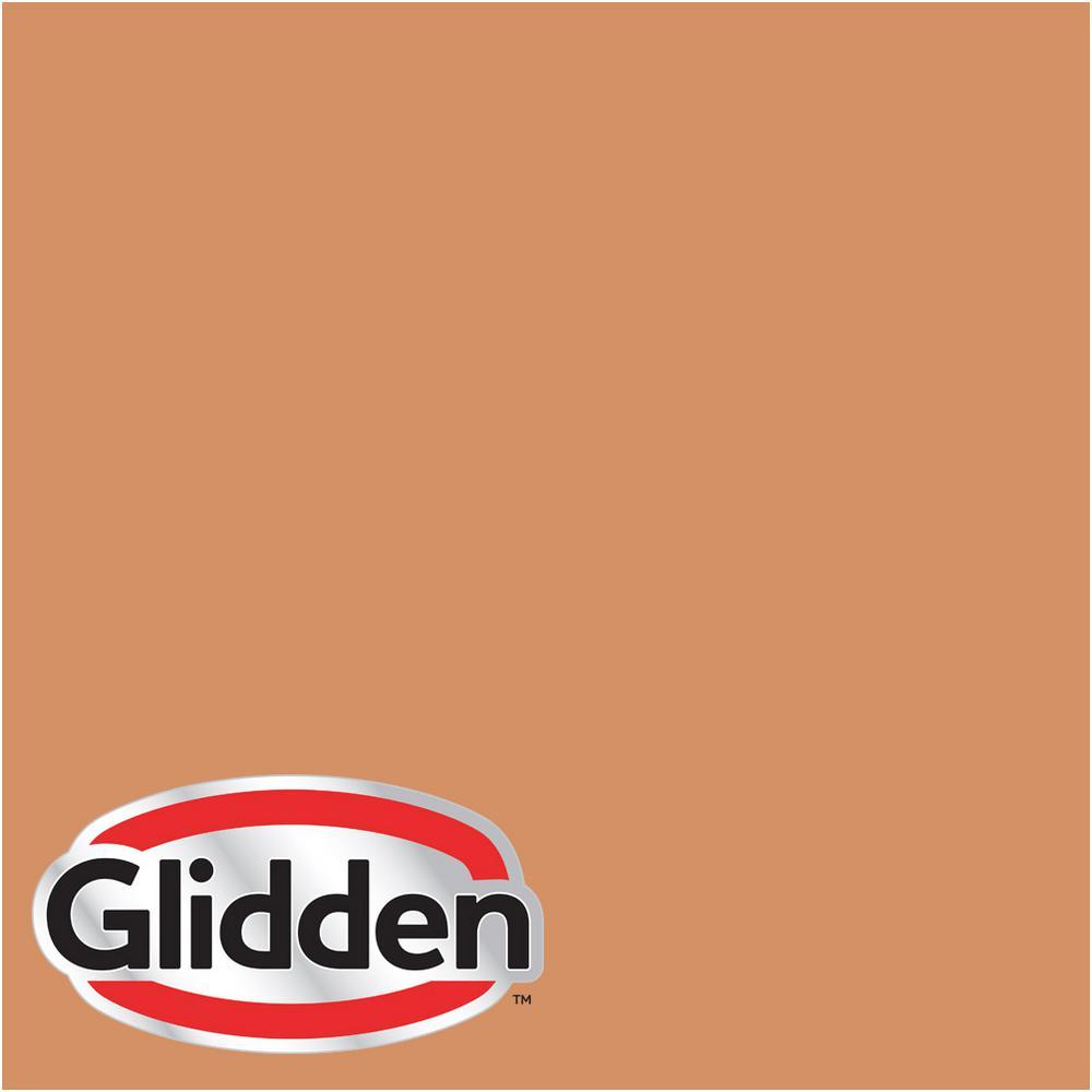 Glidden Premium 1 Gal Hdgo47 Maplewood Trail Satin Interior Paint With Primer Hdgo47p 01san The Home Depot