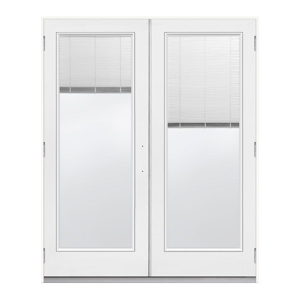 jeld wen exterior door weatherstripping masonite 72 in x 80 in primed white prehung right hand