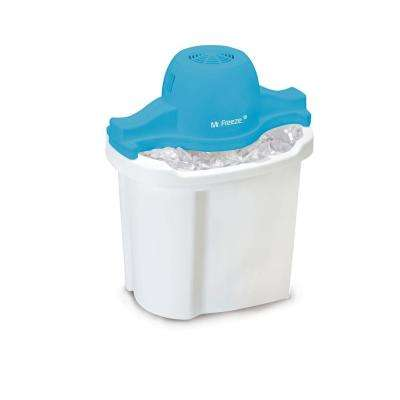 Mr. Freeze 4 Qt. Ice Cream Maker