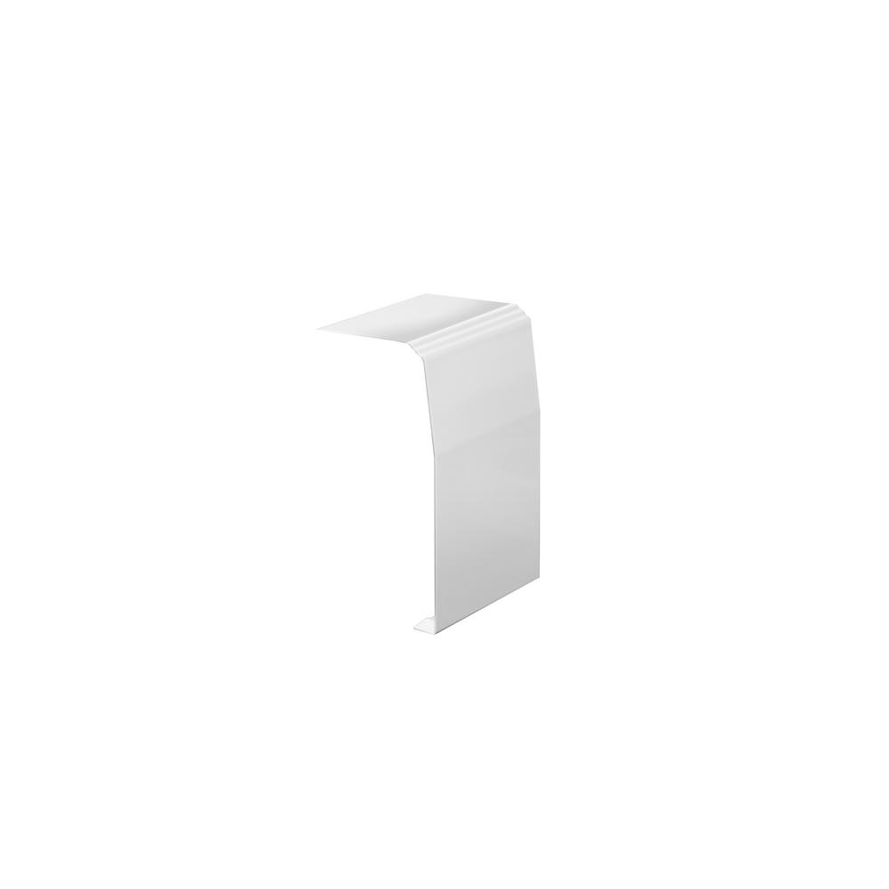 Revital/Line Series 4 in. Filler Sleeve Water Hydronic Baseboard Cover in