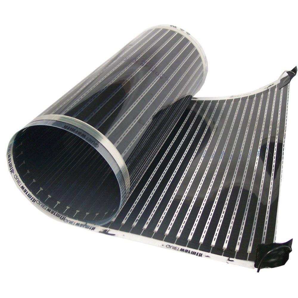 240 Volt Radiant Floor Heating System