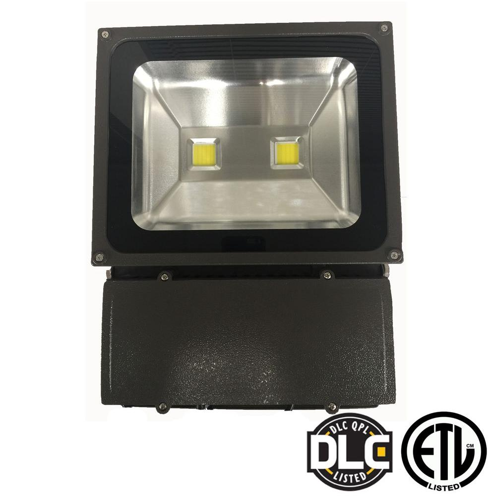 Dimmable Outdoor Patio Lights: Axis LED Lighting 75-Watt (300-Watt Equivalent) Bronze
