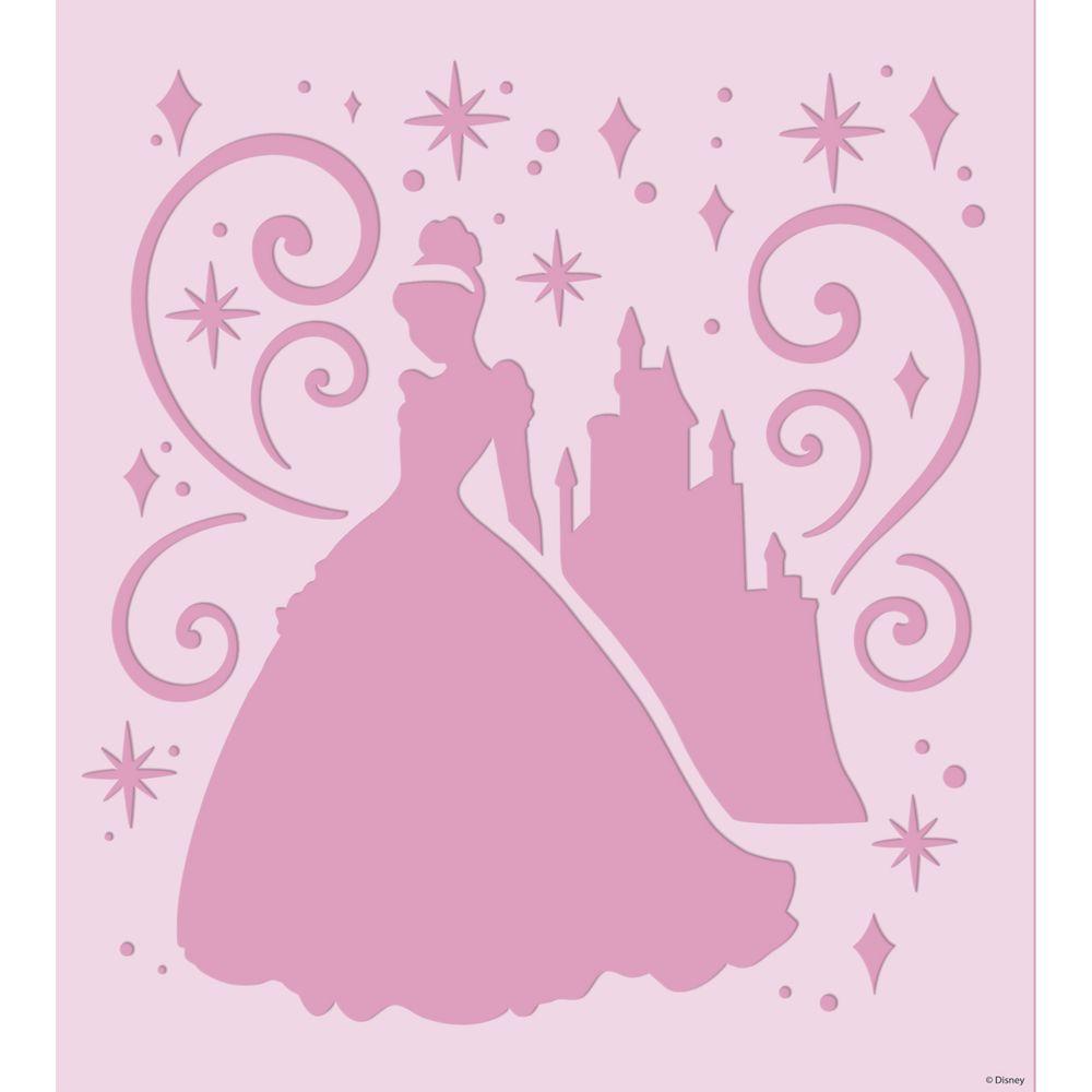RoomMates Disney Princess Large Stencils