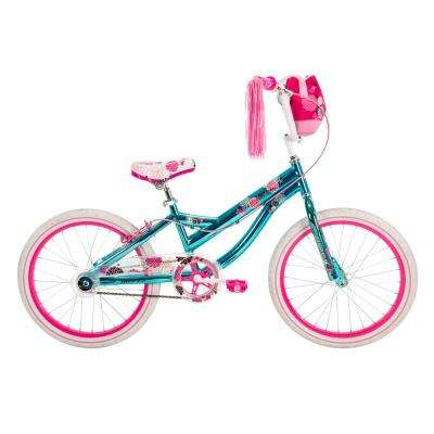 Jazzmin 20 in. Girl's Metaloid Finish Bike