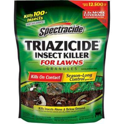 Triazicide 10 lbs. Lawn Insect Killer Granules
