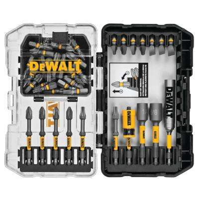 MAX IMPACT  Screwdriving Set (40-Piece)