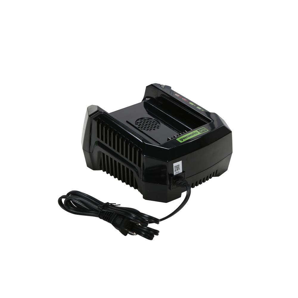 PRO 60-Volt 6 Amp Rapid Battery Charger