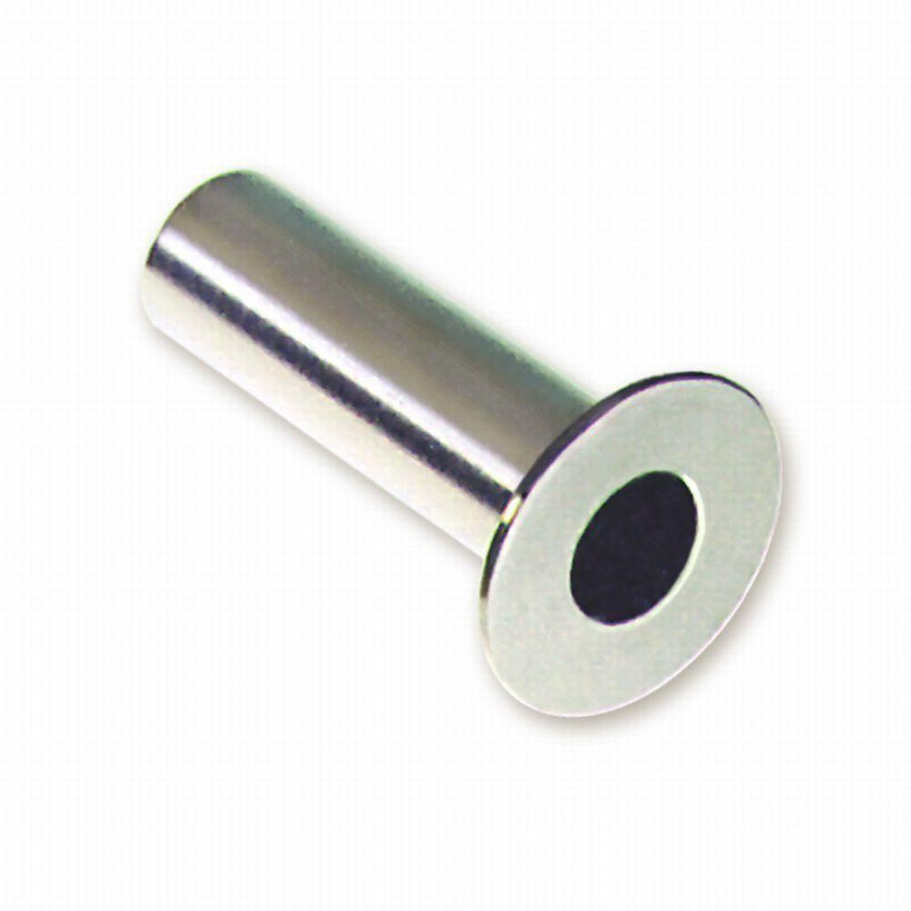 CableRail 1/8 in. I.D. Stainless Steel Protector Sleeve for Cable Railing System (10-Pack)