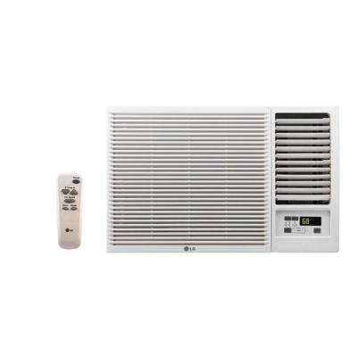 7,500 BTU 115-Volt Window Air Conditioner with Heat