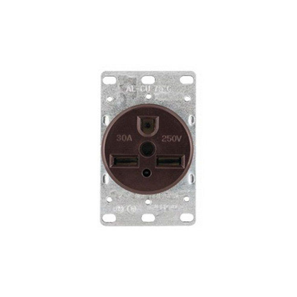Eaton 30 Amp 250-volt 6-30r Power Receptacle-5700n