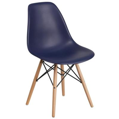 Navy Side Chair